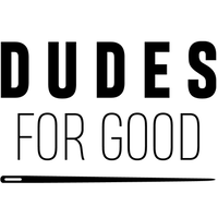 logo dudes for good